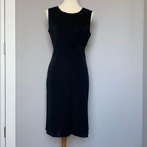 Ming Wang Black Sheath Dress